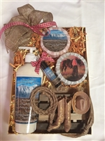 Cowboy Gift Package