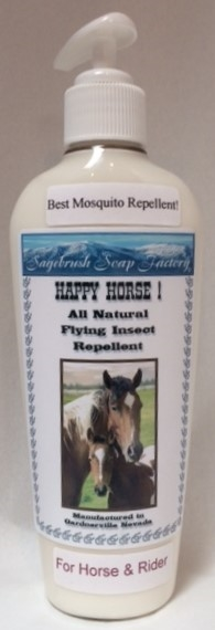 Horse and Human Mosquito Repellent