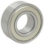 3303ZZ Angular Contact Bearing Shielded 17x47x22.2