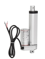 4 Inch Stroke 330 lbs DC 12 Volt Linear Actuator