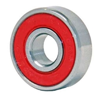 608-2rs Fidget Hand Spinner Bearing red seals