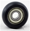 6mm Bore Bearing with 22 5mm Plastic Tire BT0622.5 6x22x7mm