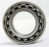 7310B Angular Contact Bearing Bronze Cage 50x110x27