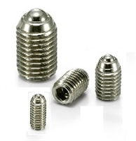 NBK Made in Japan BRPSS-8-S Set Screw Type Ball Transfer Unit with Spring Plunger Function for Upward Facing Applications