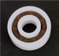 Full Ceramic 608 Miniature Ball Bearing 8x22x7 ZrO2