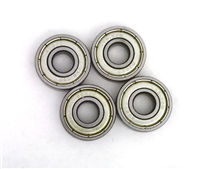 Tri Fidget Spinner Ball Bearing Kit : 4PCS. 608ZZ