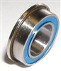 "FR156-2RS Flanged Sealed Bearing 3/16""x5/16""x1/8"" inch Ball"