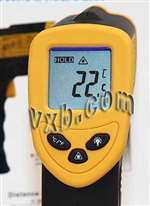 Infrared Digital Thermometer gun with laser pointer Measurin