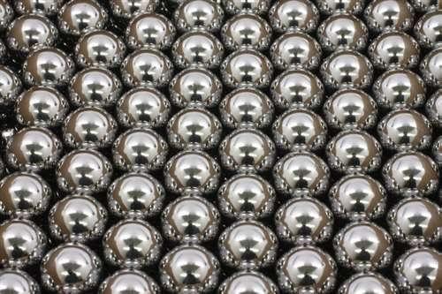 """5//32/"""" inch Diameter Chrome Steel Ball Bearing G10"""
