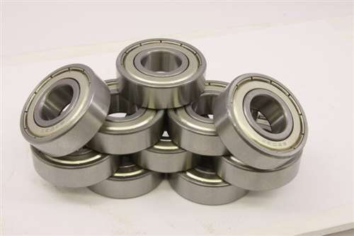 Wholesale Lot 100 Stainless Steel Skate Bearing Nylon Sealed Bearings