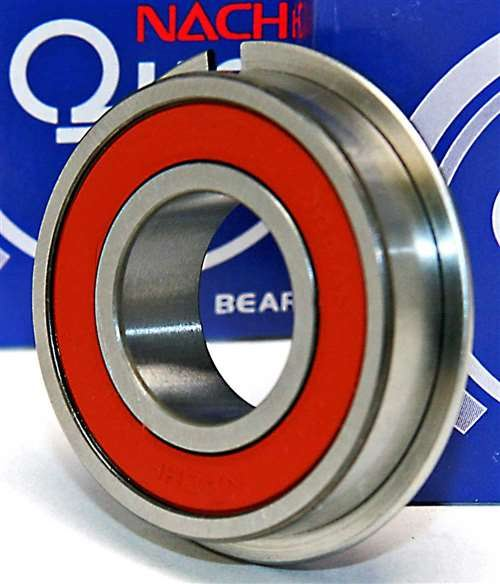 6014-RS1 Radial Ball Bearing Double Sealed Bore Dia 70mm OD 110mm Width 20mm