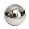 Ornament Decoration LOOSE 120mm Stainless Steel  304C Hollow Ball Mirror Finished Shiny