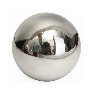 Home and Garden Ornament Decoration 304 Stainless steel hollow ball 