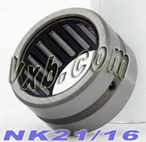 NK21/16 Needle Roller Bearing 21x29x16 ?Çïwithout inner ring