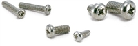 SNPTG-M3-12 NBK Cross Recessed Pan Head Machine Screws - High Intensity Titanium Alloy- Made in Japan