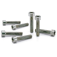 SNSL-M5-8 NBK  Socket Head Cap Screws - SUS316L- Made in Japan Pack of 5