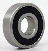 "SR144-2RS Stainless Steel Bearing Sealed 1/8""x1/4""x7/64"" inch"