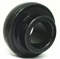 "UC202-9-BLK Oxide Plated Plated Insert 9/16"" Bore Ball"