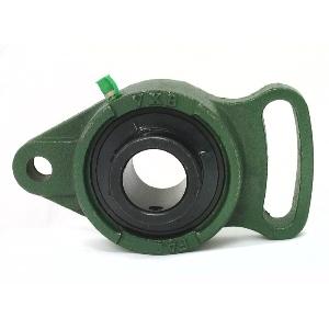 UCFA202 Adjustable Flange Cartridge Bearing Unit 15mm Mounted Bearings