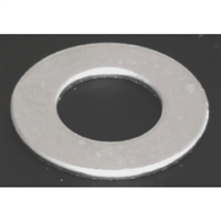 Steel Axial Bearing Thrust Washer 8x16x1