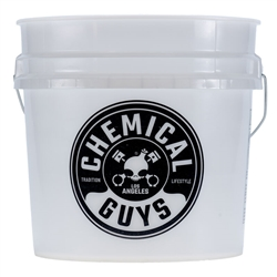 12 inch Professional Auto Detailing Bucket With CG Logo