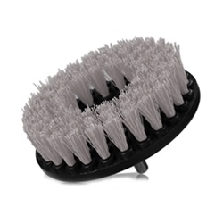 Auto Detailing Carpet And Upholstery Cleaning Power Brush With Drill Attachment Medium Duty