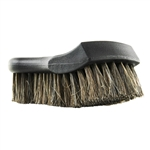 PREMIUM SELECT HORSE HAIR INTERIOR CLEANING BRUSH
