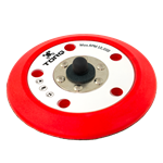 TORQ R5 DUAL-ACTION RED BACKING PLATE WITH HYPER FLEX TECHNOLOGY (5 INCH)
