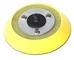 3.5 in dual action polisher backing plate