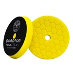 Hex-Logic Quantum Heavy Cutting Pad, Yellow 6.5 in