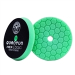 Green Quantum Pads are heavy-polishing pads.