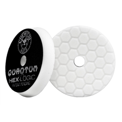 6.5 inch HEX QUANTUM  WHITE LIGHT POLISHING PAD