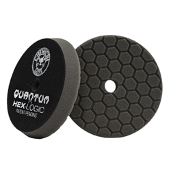 HEX-LOGIC QUANTUM BLACK LIGHT FINISHING PAD 5.25 inch