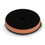 BLACK OPTICS MICROFIBER ORANGE CUTTING PAD 5.25 INCH