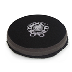 5.25 inch Black Optics Microfiber Black Cutting Pad