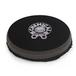 Black Optics Microfiber Black Polishing Pad 6.5 inch