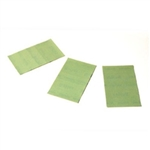 Super Fine 2500 Grit Latex Self-Adhesive Sanding Sheets (3 Pack)
