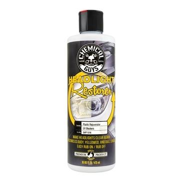HEADLIGHT RESTORER AND PROTECTANT 470 ml