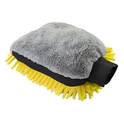 THREE WAYS PREMIUM WASH MITT