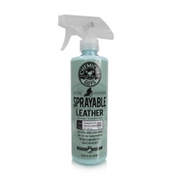 SPRAYABLE LEATHER CLEANER & CONDITIONER 470ML