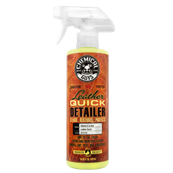 LEATHER QUICK DETAILER MATTE FINISH (470 ml)