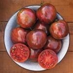 Certified Organic Tomato Plants Pink Boar Cherry