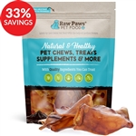 Jumbo Pig Ears for Dogs (Bundle Deal)