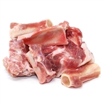 Meaty Goat Bones for Dogs, 2 lbs