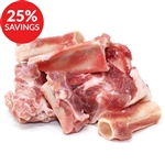Meaty Goat Bones for Dogs (Bundle Deal)