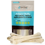 "Compressed Rawhide Bones, 12"" - 2 ct"