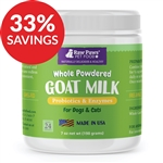 Raw Paws Goat Milk Supplement Powder (Bundle Deal)