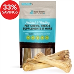 8-11 inch Smoked Beef Shin Bones for Dogs (Bundle Deal)