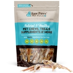 Smoked Chicken Feet Dog Treats, 10 ct