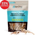 Smoked Chicken Feet Dog Treats (Bundle Deal)